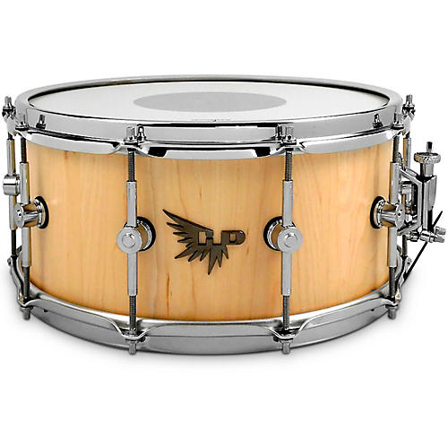 Hendrix Drums Player's Stave Series Maple Snare Drum 14 x 6.5 in. Satin Natural