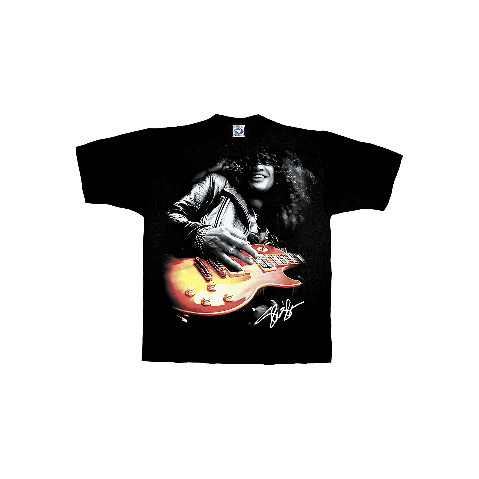 Slash Playing Guitar T-Shirt