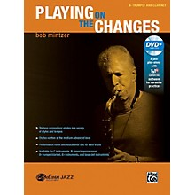 BELWIN Playing on the Changes B-flat Trumpet & Clarinet Book & DVD