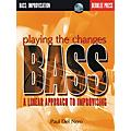 Berklee Press Playing the Changes: Bass - A Linear Approach to Improvising (Book/CD) thumbnail