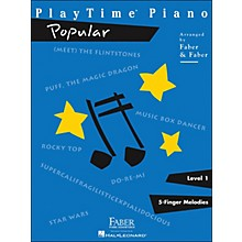 Faber Piano Adventures Playtime Popular Level 1