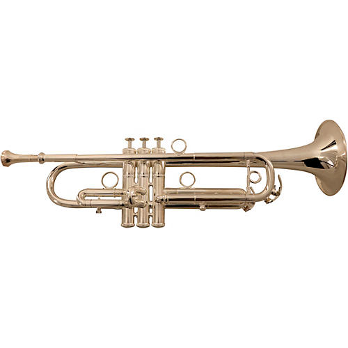 BAC Music Plaza Series Professional Trumpet Silver plated