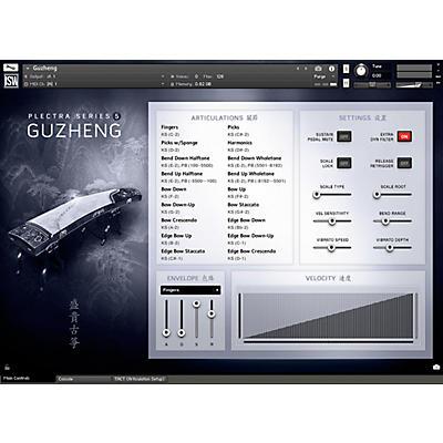 Impact Soundworks Plectra Series 5 - Guzheng (Download)