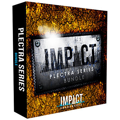 Impact Soundworks Plectra Series Bundle (Download)