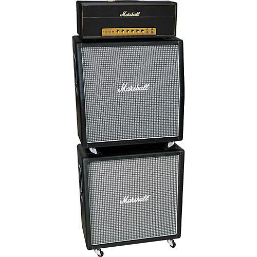 Marshall Plexi 1959SLP, 1960AX, and 1960BX Tube Guitar Full Stack