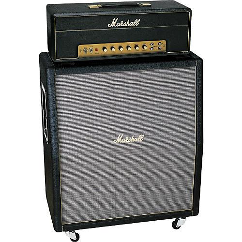 Marshall Plexi 1959SLP and 1960TV Tube Guitar Half Stack