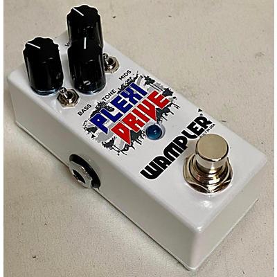Wampler Plexi Drive Mini Effect Pedal