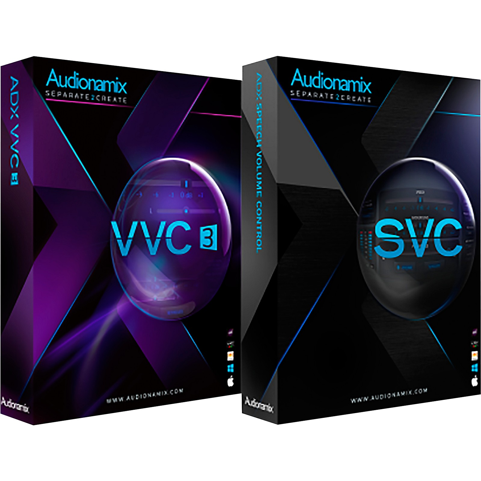 Audionamix Plug-in Bundle Software Download