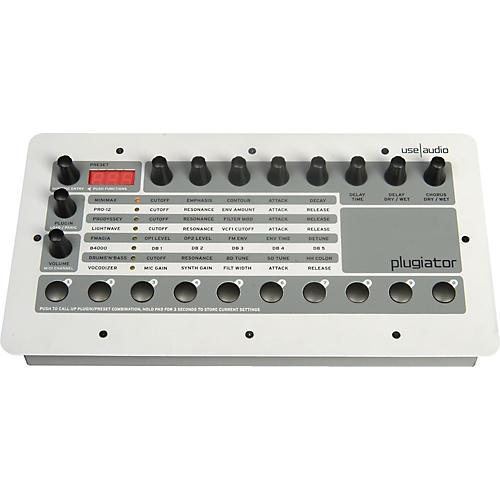 Use Audio Plugiator Synth Module