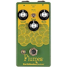 Open BoxEarthQuaker Devices Plumes Small Signal Shredder Overdrive Effects Pedal