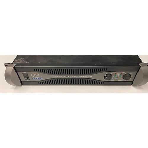 QSC Plx2402 Power Amp