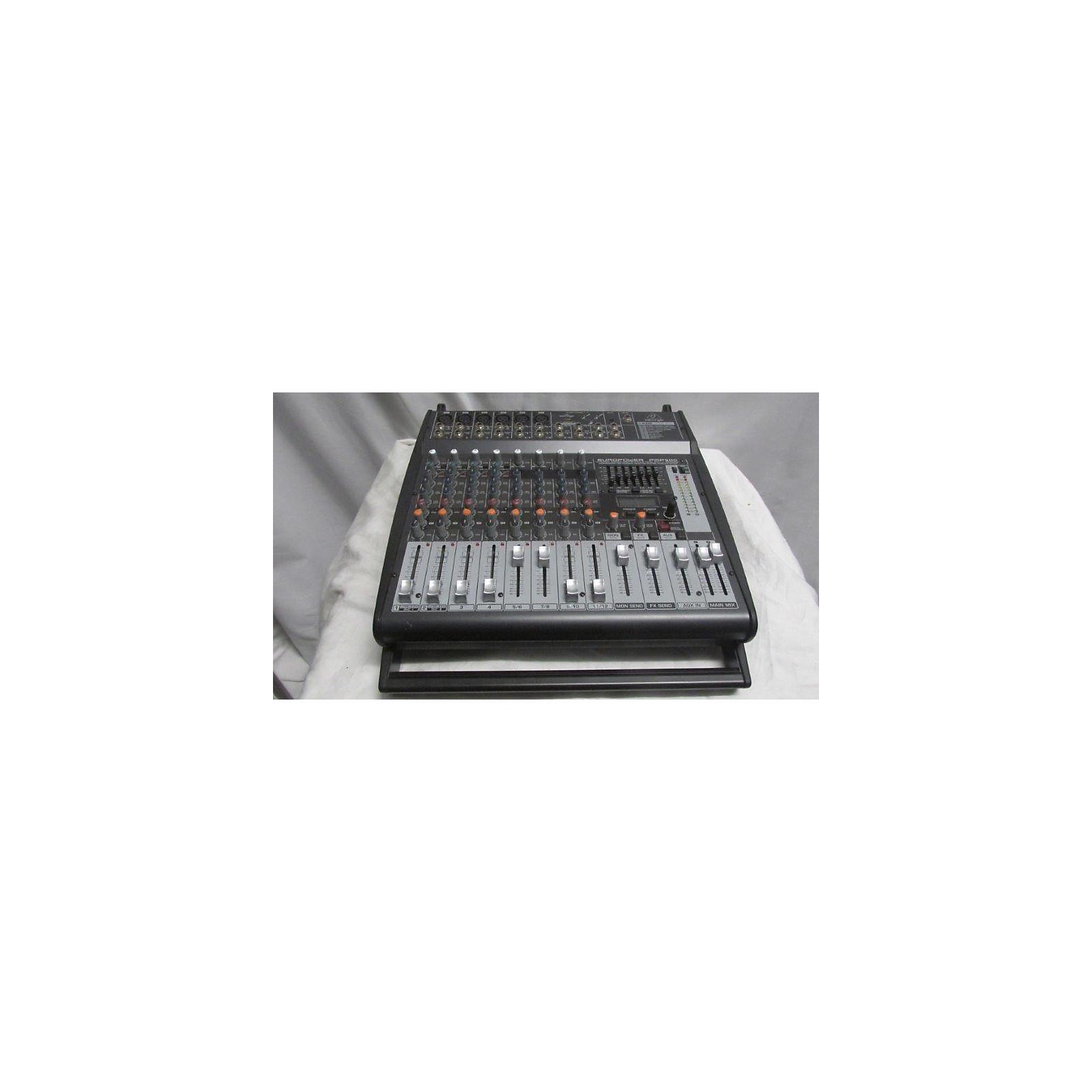 Behringer Pmp500 Powered Mixer