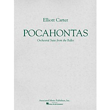 Associated Pocahontas (Ballet Suite) (Study Score) Study Score Series Composed by Elliott Carter