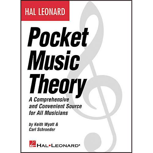 Hal Leonard Pocket Music Theory Book