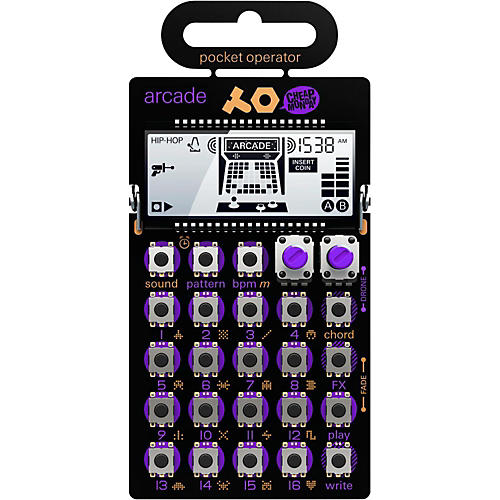 Teenage Engineering Pocket Operator - Arcade PO-20