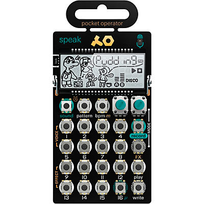 Teenage Engineering Pocket Operator - Speak PO-35