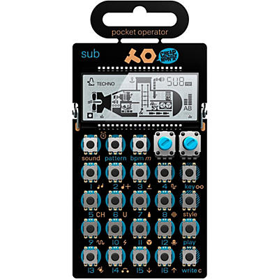Teenage Engineering Pocket Operator - Sub PO-14