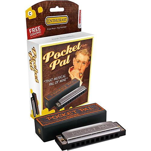Hohner Pocket Pal Harmonica