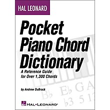 Hal Leonard Pocket Piano Chord Dictionary