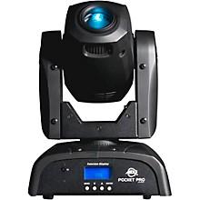 Open BoxAmerican DJ Pocket Pro Moving-Head LED Spotlight