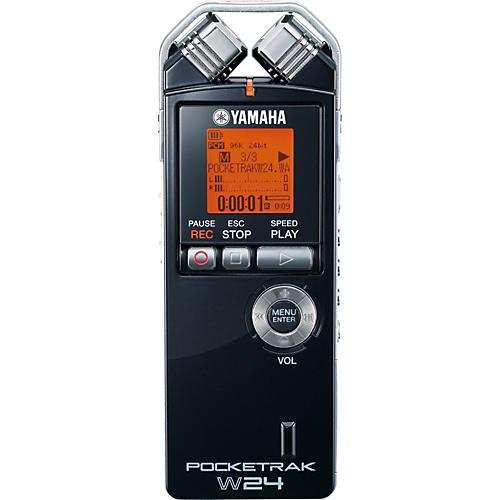Yamaha PocketTrak W24 2GB Pocket Recorder
