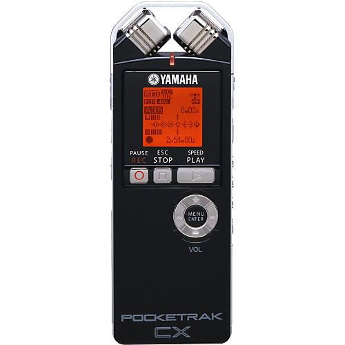Yamaha Pocketrak CX Pocket Recorder