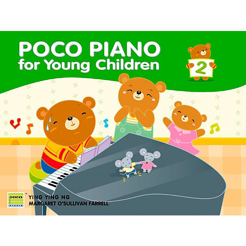 Alfred Poco Piano for Young Children, Book 2