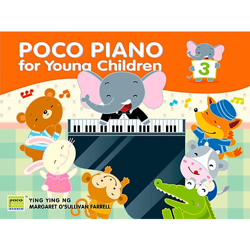 Alfred Poco Piano for Young Children, Book 3
