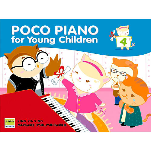Alfred Poco Piano for Young Children, Book 4