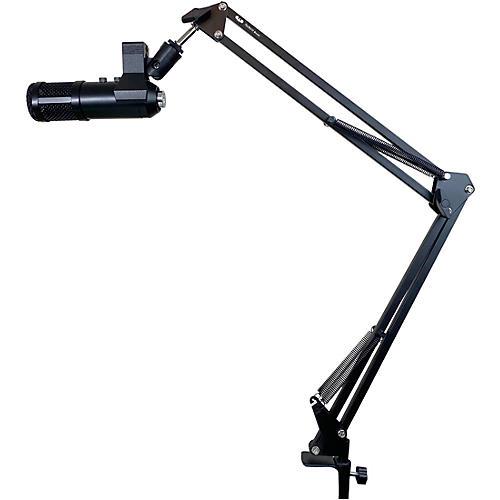 CAD PodMaster D USB Professional Broadcast/Podcasting Microphone Black