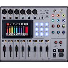 Zoom PodTrak P8 Portable Multitrack Podcast Recorder