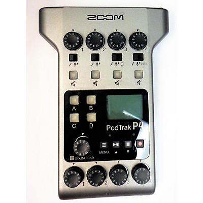 Zoom Podtrak P4 MultiTrack Recorder