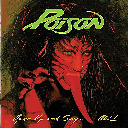 Alliance Poison - Open Up And Say Ahh