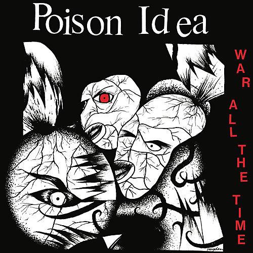 Alliance Poison Idea - War All The Time