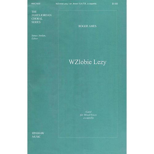 Hinshaw Music Polish Carol (W'zlobie Lezy) SATB composed by Ames