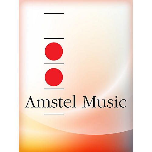 Amstel Music Polish Christmas Music, Part I (Score Only) Concert Band Level 3 Composed by Johan de Meij