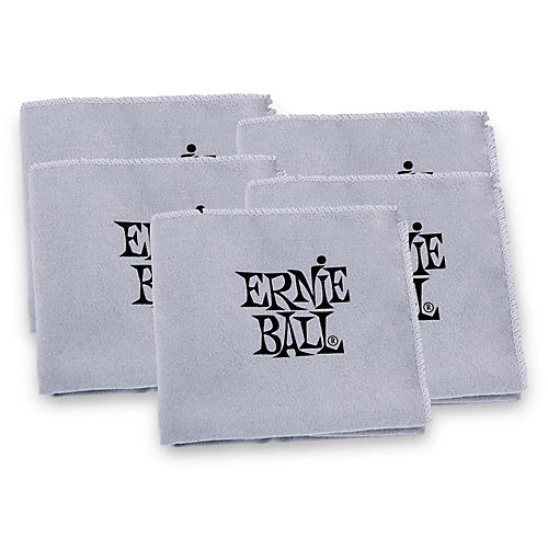 Ernie Ball Polish Cloth (5 Pack)