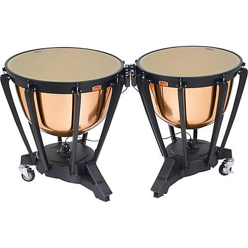 Yamaha Polished Copper Symphonic Timpani Set  26