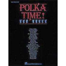 Hal Leonard Polka Time! Piano/Vocal/Guitar Songbook