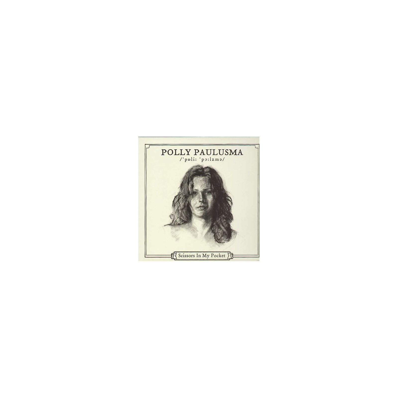 Alliance Polly Paulusma - Scissors in My Pocket
