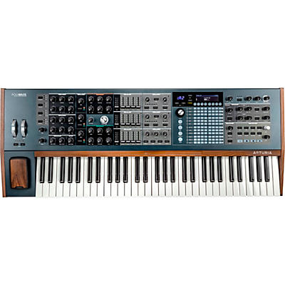 Arturia PolyBrute 6-Voice Polyphonic Analog Synthesizer