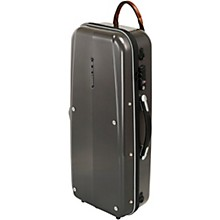 GL Cases Polycarbonate Silver Alto Saxophone Case