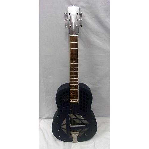 Polychrome Resonator Guitar
