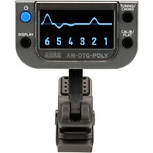 Korg Polyphonic Clip-on Tuner for Guitar