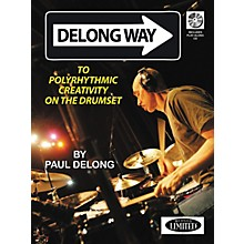Hudson Music Polyrhythmic Creativity On The Drumset (Book/CD)
