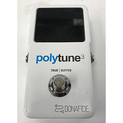 TC Electronic Polytune 3 Tuner Tuner Pedal