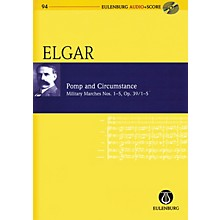 Schott Pomp and Circumstance, Op. 39/1-5 Study Score Series Softcover with CD Composed by Edward Elgar