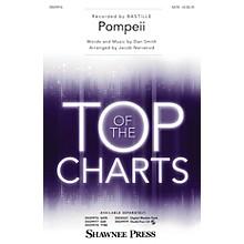 Shawnee Press Pompeii SATB by Bastille arranged by Jacob Narverud