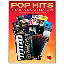 Hal Leonard Pop Hits for Accordion Songbook