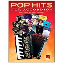 Hal Leonard Pop Hits for Accordion Songbook